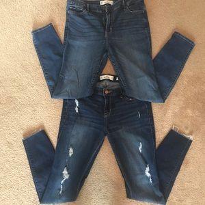 👖Hollister Jeans Lot👖